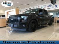 Used 2017 Ford F-150 Truck SuperCrew Cab For Sale in Surprise Arizona