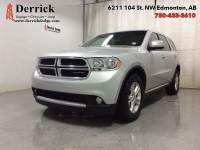 2013 Dodge Durango Used 4WD Leather 3 Zone A/C Bluetooth l $191 B/W