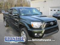 2013 Toyota Tacoma Double Cab 4X4 Truck Double Cab 4WD