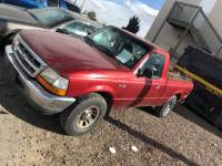 1999 Ford Ranger XL Reg. Cab Short Bed 2WD