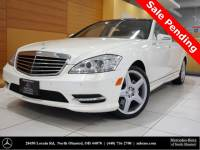 Pre-Owned 2010 Mercedes-Benz S-Class S 550 AWD 4MATIC®