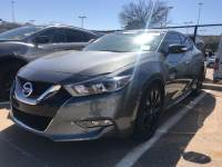 Certified 2017 Nissan Maxima SR Sedan For Sale in Frisco TX