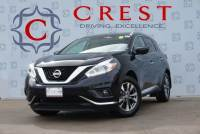 Certified 2017 Nissan Murano SL SUV For Sale in Frisco TX