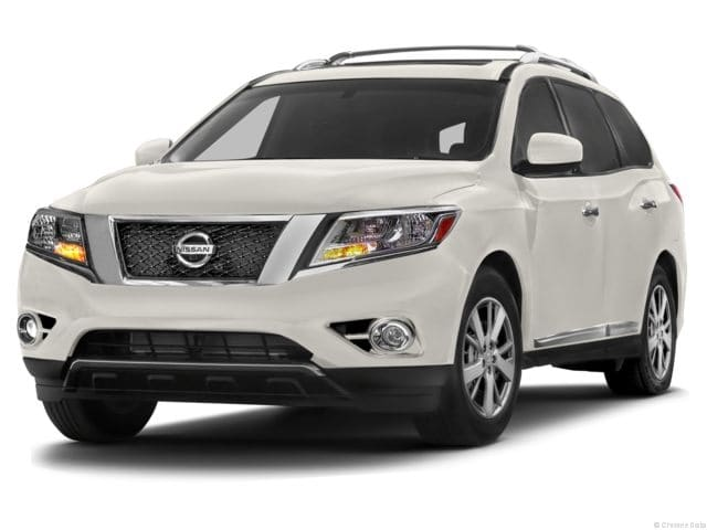 Photo Used 2013 Nissan Pathfinder For Sale Memphis, TN  Stock 186653A