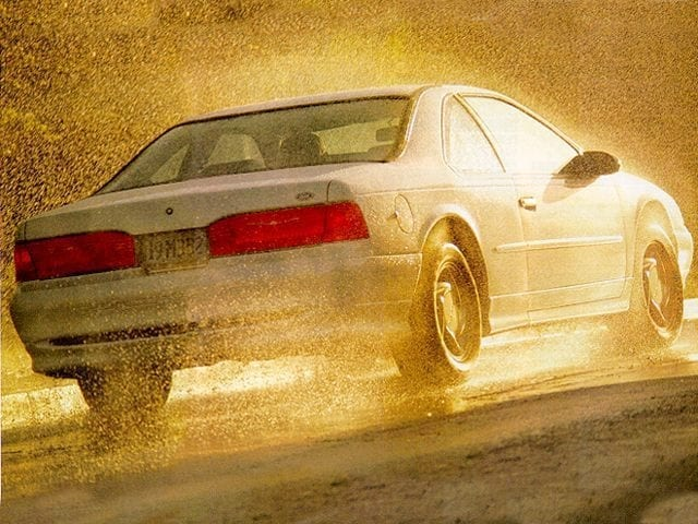 Photo Used 1995 Ford Thunderbird LX in Shingle Springs, near Sacramento, CA