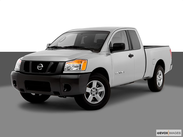 Photo Used 2008 Nissan Titan in Shingle Springs, near Sacramento, CA