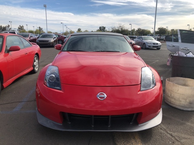 Photo Used 2008 Nissan 350Z Nismo For Sale