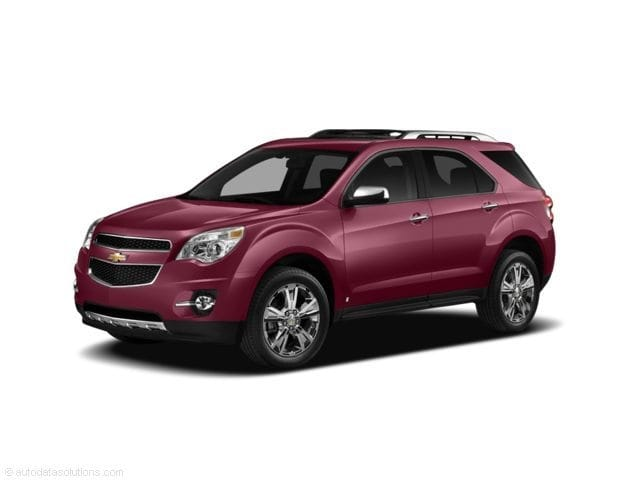 Photo Used 2010 Chevrolet Equinox FWD 4dr LT w1LT For Sale Streamwood, IL