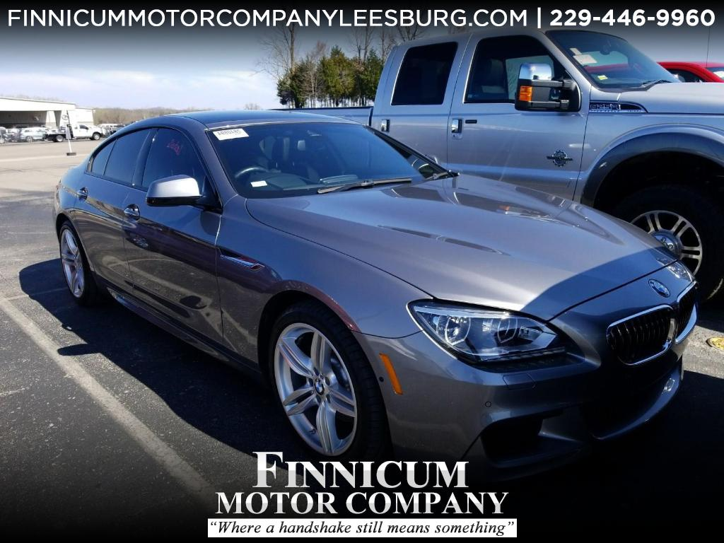 Photo 2015 BMW 6-Series Gran Coupe 640i Gran Coupe