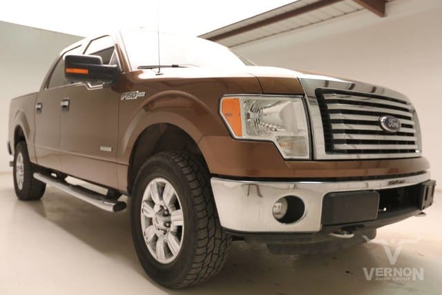 Photo Used 2012 Ford F-150 XLT Texas Edition Crew Cab 4x4 in Vernon TX