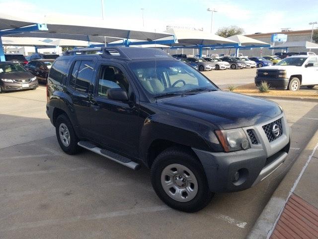 Photo 2011 Nissan Xterra S For Sale Near Fort Worth TX  DFW Used Car Dealer