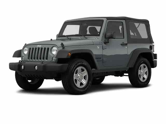 Photo Used 2016 Jeep Wrangler Willys Wheeler 4WD Willys Wheeler For Sale in New London  Near Norwich, CT