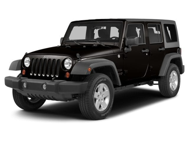 Photo Used 2014 Jeep Wrangler Unlimited Dragon Edition 4WD Dragon Edition Ltd Avail For Sale in New London  Near Norwich, CT
