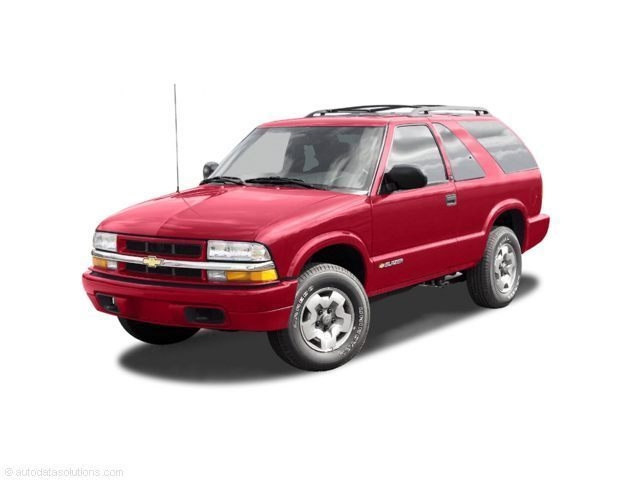 Photo Used 2003 Chevrolet Blazer SUV in Clearwater, FL
