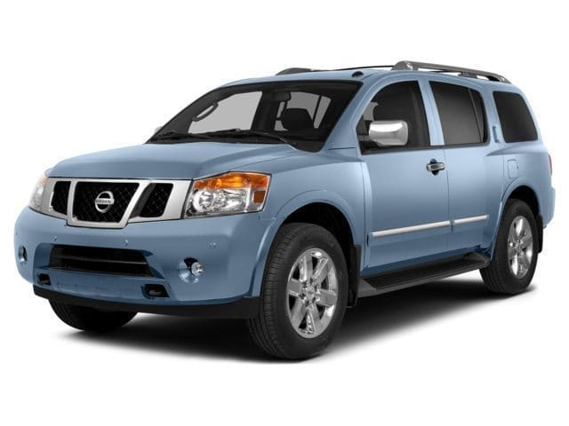 Photo Pre-Owned 2015 Nissan Armada SUV For Sale  Raleigh NC