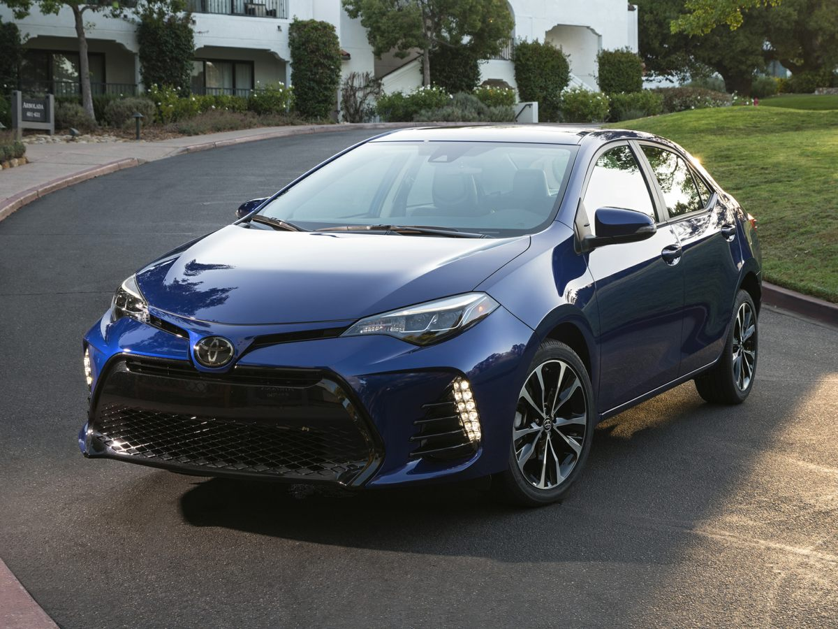 Photo Pre-Owned 2017 Toyota Corolla SE Sedan For Sale  Raleigh NC