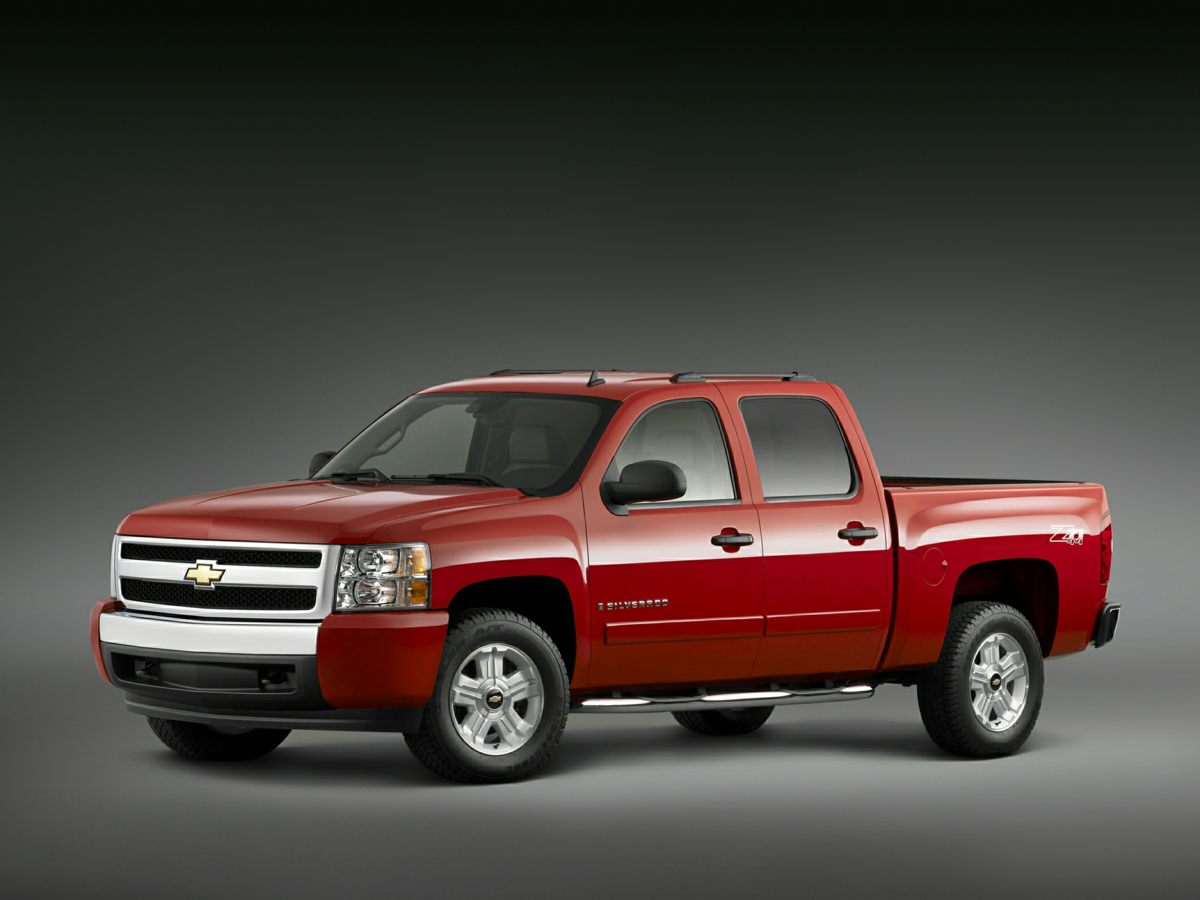 Photo Pre-Owned 2009 Chevrolet Silverado 1500 LT Truck Crew Cab For Sale  Raleigh NC