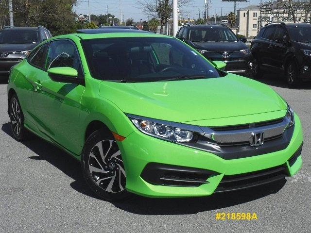 Photo 2016 Honda Civic Coupe LX-P CVT LX-P