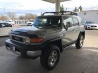 2010 Toyota FJ Cruiser Base SUV in Chico