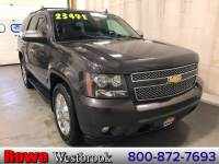 2010 Chevrolet Tahoe LTZ Moonroof/Navigation/Dvd SUV V8