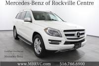 Certified Pre-Owned - 2015 Mercedes-Benz GL GL 450 4MATIC® SUV