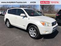Pre-Owned 2008 Toyota RAV4 Limited 4WD 4D Sport Utility