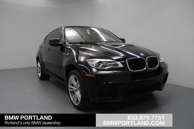 Photo Used 2014 BMW X6 M Sports Activity Coupe in Portland