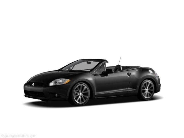 Photo Used 2011 Mitsubishi Eclipse Spyder GS Sport For Sale in Miami FL