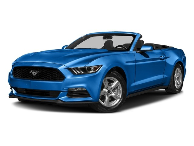 Photo 2017 Ford Mustang EcoBoost Premium - Ford dealer in Amarillo TX  Used Ford dealership serving Dumas Lubbock Plainview Pampa TX