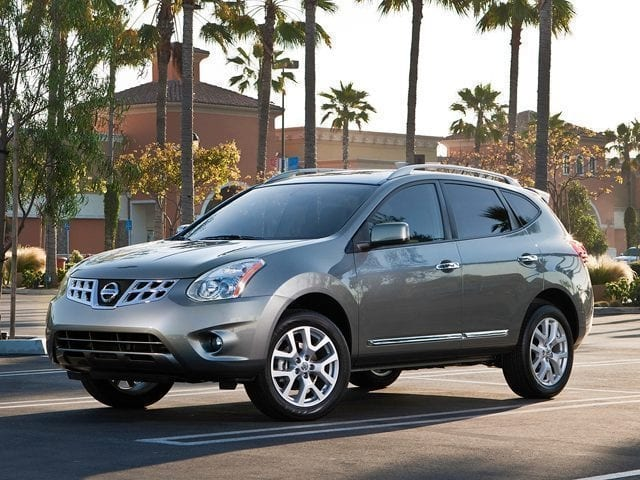 Photo Used 2013 Nissan Rogue SUV Dealer Near Fort Worth TX