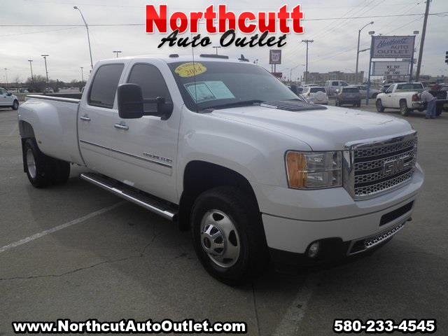 Photo 2014 GMC Sierra 3500HD Denali Crew Cab SRW 4WD