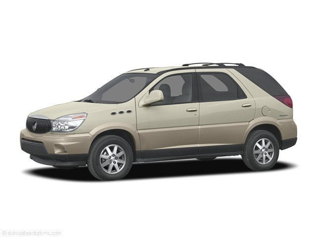 Photo 2004 Buick Rendezvous SUV All-wheel Drive