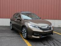 2017 Honda Accord Hybrid EX-L Sedan in Westborough, MA