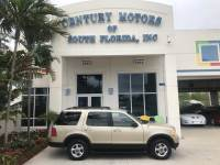 2002 Ford Explorer XLT Leather 3rd Row Seat 1 Owner Clean CarFax