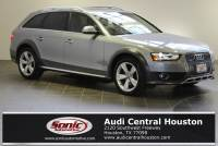 Used 2016 Audi A4 allroad 2.0T Premium Wagon in Houston, TX