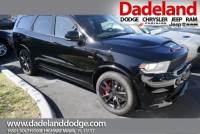 Certified Used 2018 Dodge Durango SRT SUV in Miami