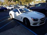 Pre-Owned 2013 Mercedes-Benz SL-Class SL 550 Rear Wheel Drive Coupe