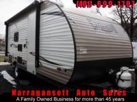2017 Forest River Wildwood X-Lite 20' Front Bed Rear Bunks Sleeps 6 Brand New
