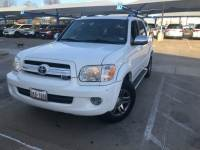 2007 Toyota Sequoia Limited For Sale Near Fort Worth TX   DFW Used Car Dealer