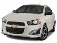 2015 Chevrolet Sonic RS Sedan in Albuquerque, NM