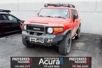 Pre-Owned 2012 Toyota FJ Cruiser Trail Teams 4WD
