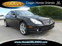 Pre-Owned 2007 Mercedes-Benz CLS-Class Base Coupe in Jacksonville FL