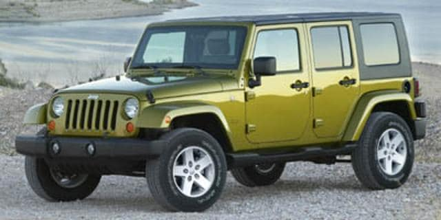 Photo 2008 Jeep Wrangler 4WD 4dr Unlimited Sahara in Salem, OR