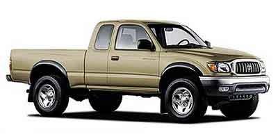 Photo Pre-Owned 2002 Toyota Tacoma SR5