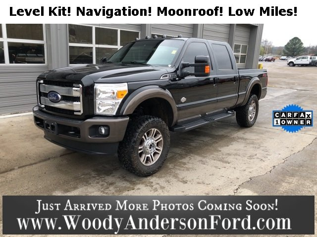 Photo Used 2016 Ford Super Duty F-250 SRW King Ranch Pickup
