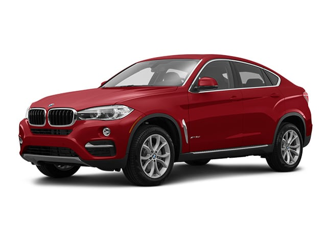 Photo 2016 Certified Used BMW X6 Sports Activity Coupe xDrive35i Flamenco Red For Sale Manchester NH  Nashua  StockMPA2442