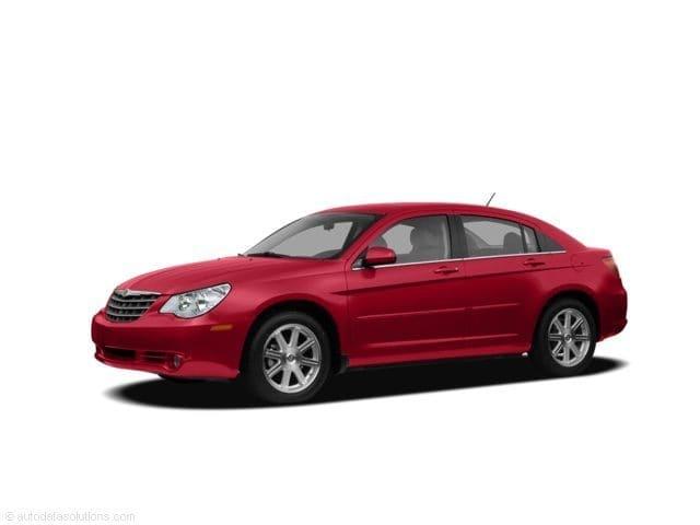 Photo Used 2010 Chrysler Sebring Limited Sedan for Sale in Waterloo IA