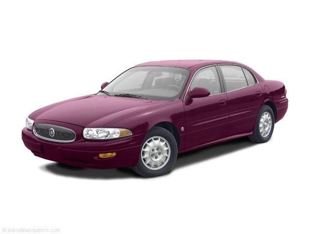 Photo 2003 Buick LeSabre Custom Sedan Front-wheel Drive