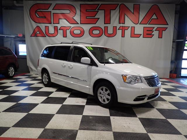 Photo 2012 Chrysler Town  Country TOURING AUTO V6 90K LEATHER POWER ALL REAR DVD