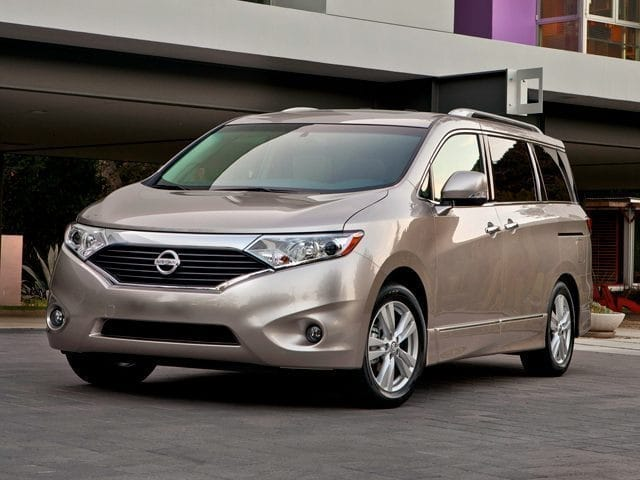 Photo Pre-Owned 2012 Nissan Quest Van For Sale  Raleigh NC